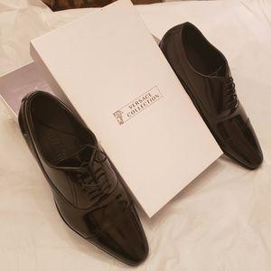 Versace Dress Shoes  Size 11